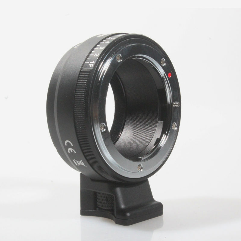 цена на Commlite NF-NEX Lens Mount Adapter for Nikon G F AI S D Lens lens to Sony E-mount NEX A7 A7R A7s A7II NEX-7 NEX-6 5 3 Camera