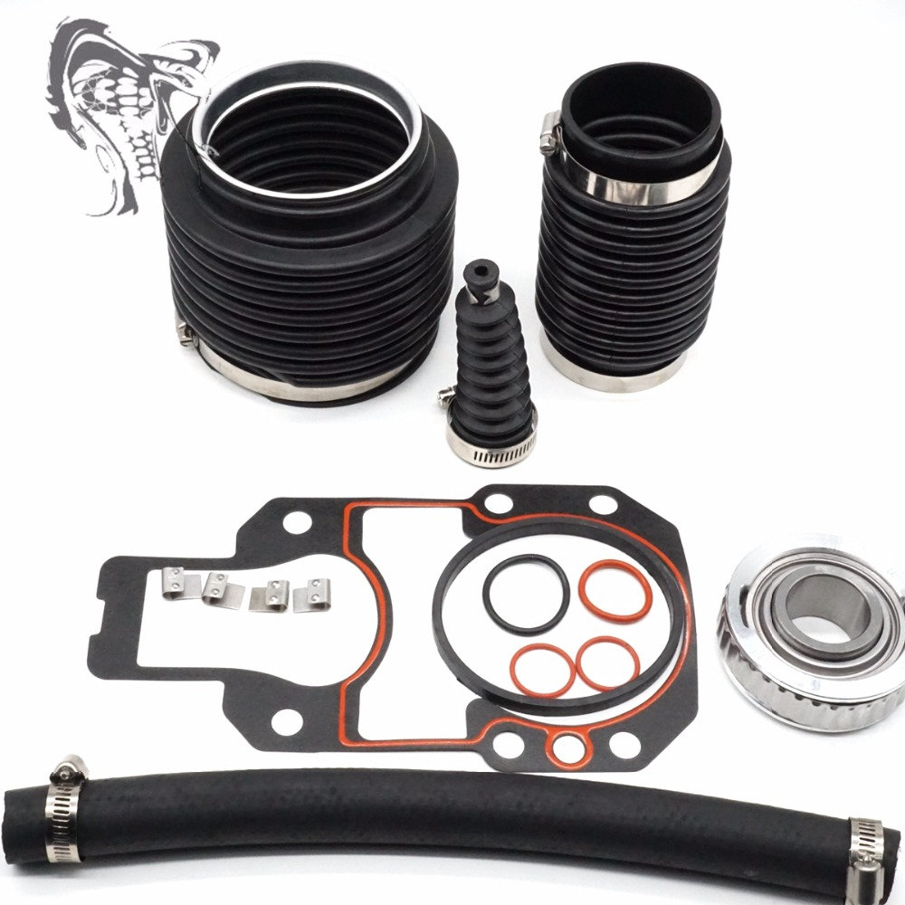 Alpha one 1 Gen 2 two Transom Bellows Repair Reseal Kit For MerCruiser 30  803099T1 -in Personal Watercraft Parts & Accessories from Automobiles ...