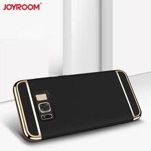 Жесткий чехол для Samsung Galaxy S8 5.8 дюйма Три цельная конструкция всего тела Shell 5 свежий цвет кнопки крышка Роскошные защитить