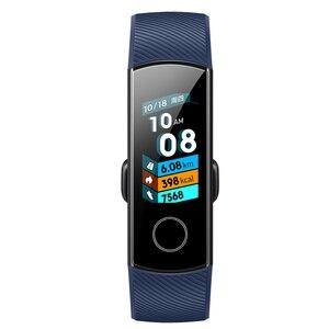 Image 2 - Pulsera inteligente Honor Band 4, pulsera inteligente deportiva resistente al agua, dispositivos de seguimiento de actividad en tiempo Real (estándar)