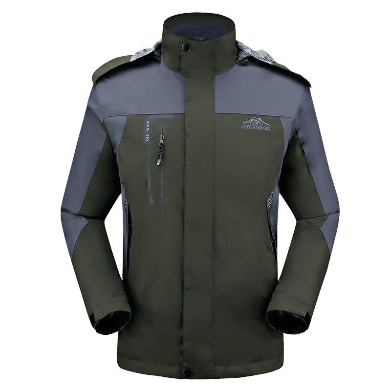 Giacca uomo autunno primavera moda maschile Giacca jaqueta antivento - Abbigliamento da uomo