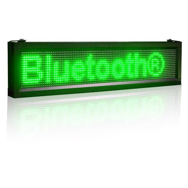 Ogromny Niebieski Wyświetlacz tablica Reklamowa Led P10 Zewnątrz Zdalnego RE67