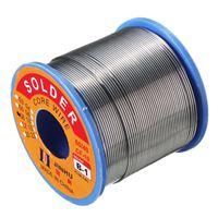 500g 60 40 Tin Lead Solder Wire Rosin Core Soldering 2 Flux 0 7Mm 1 Reel