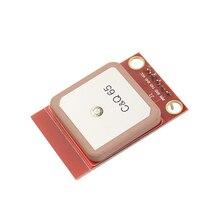 Raspberry Pi GPS Receiver U-blox NEO-6M Module with Ceramic Antenna TTL Interface for Raspberry Pi 2