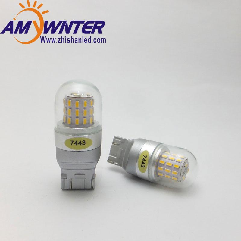 7444 T20 7443 қосарланған жарық функциясы - Автокөлік шамдары - фото 3