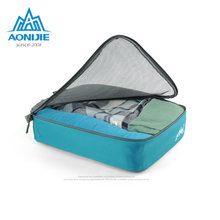 AONIJIE Portable Swimming Bag Clothes Underwear Buggy Bag Waterproof Nylon Travel Kit Foldable Organizer Storage Bag