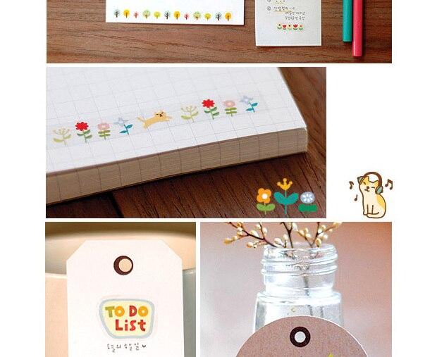 12 листов/много DIY милый кот Наклейки для дневника Тетрадь телефон Kawaii украшения Стикеры канцелярские