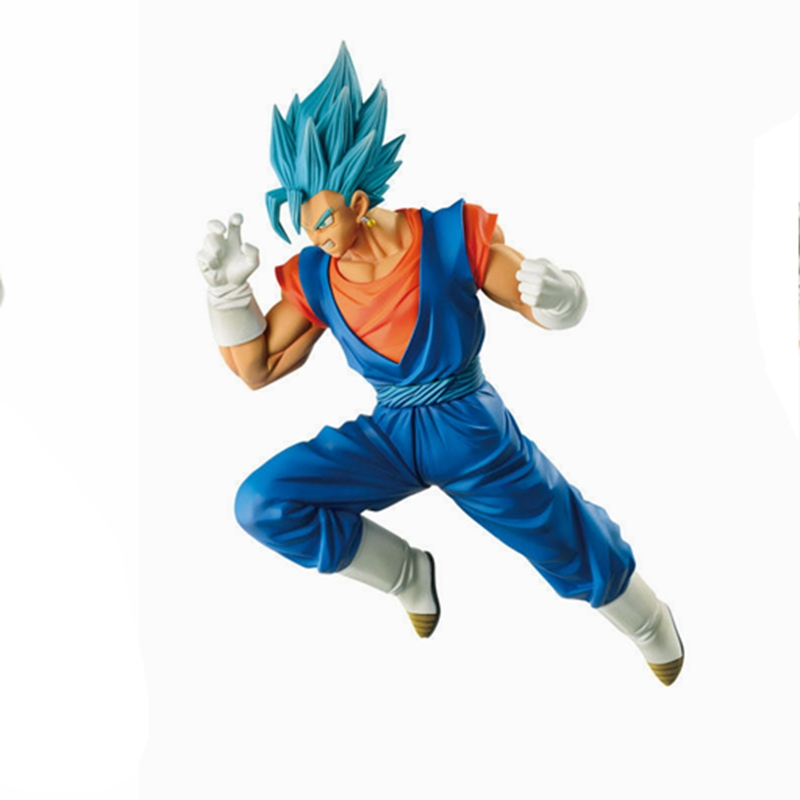 Dragon Ball Z Dbz Blue Super War God Vegetto Action Figure Toy Doll Brinqudos Figurals Collection Dbs Model Gift Quell Summer Thirst Toys & Hobbies