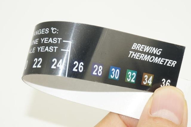 Kühlschrank Thermometer : Aufkleber professionellen lcd digital thermometer sonde