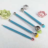 4 pièces/ensemble Quilling papier Impression à bille stylo Quilling papier outil spécialisé bricolage à la main outil