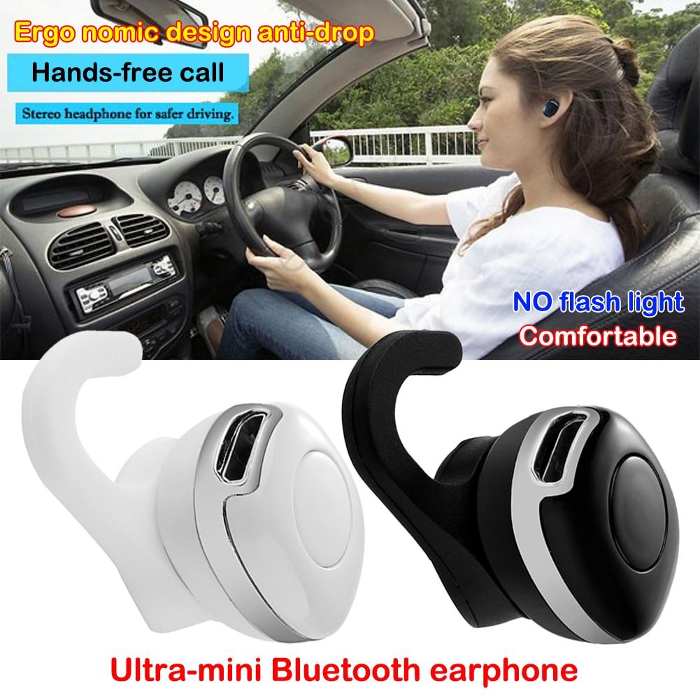 New Fone De Ouvido Mini8 V4.1 Bluetooth Headset Super Mini Headphones Wireless Stealth Earphone For iphone Samsung Tablets PC new m beans shape 4 0 bluetooth headset mini touch stealth