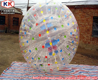 snow land commercial zorb ball inflatable human sized hamster ball