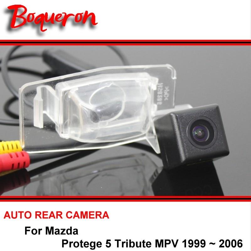For Mazda Protege 5 Tribute MPV 1999 2006 Night Vision Rear View font b Camera b