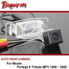 Para Mazda Protege 5 Homenaje MPV 1999 ~ 2006 de Visión Nocturna Cámara de Visión Trasera Cámara de Marcha Atrás Del Coche hasta La Cámara HD CCD
