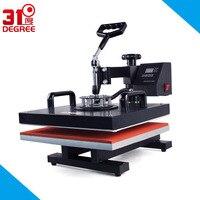 China Popular 3D printer Hot press machine T shirt printer Phone case printer heat transfer printing machine