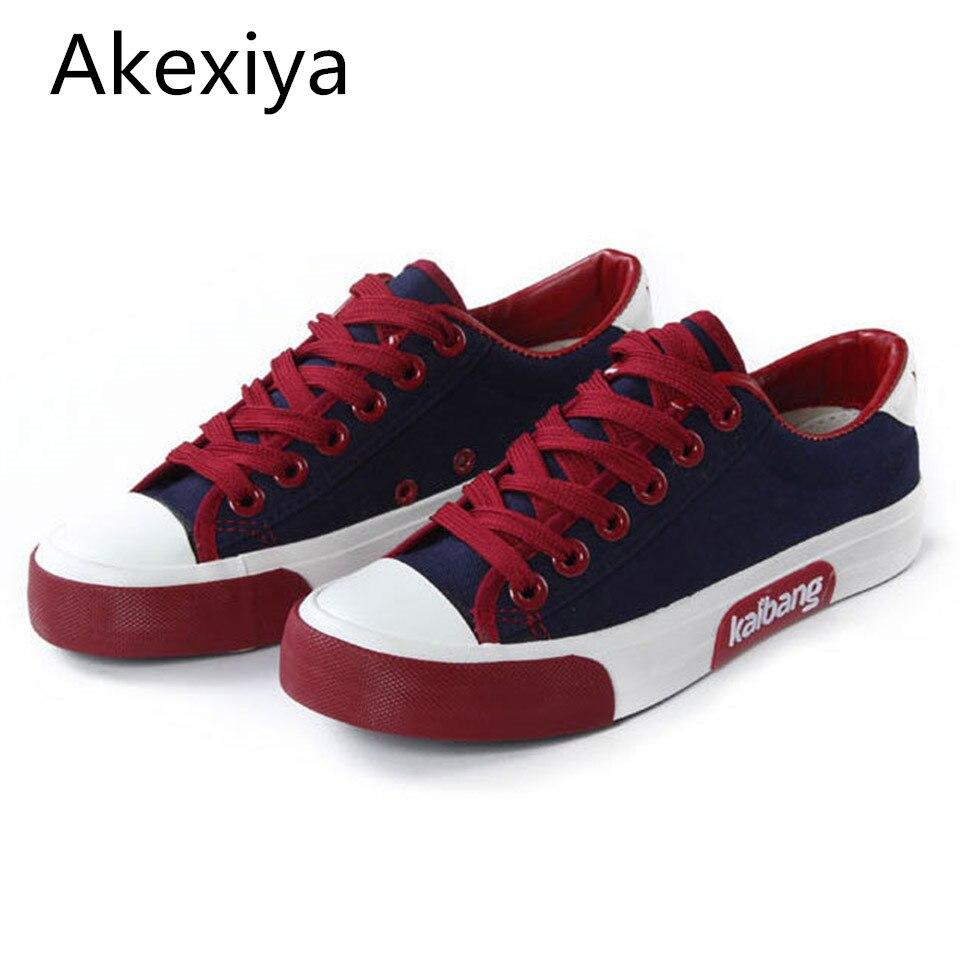 Akexiya 2017 verano y primavera de las mujeres Unisex amantes de los zapatos de