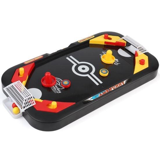 Настольная битва 2 в 1 хоккейная игра для отдыха мини-хоккейный стол Детская образовательная интерактивная игрушка