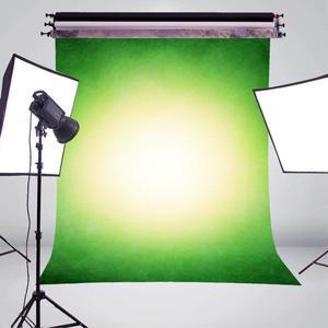 Image 3 - 5x7ft קלאסי ירוק לבן רקע צילום ילדי צילום סטודיו צילום רקע קיר