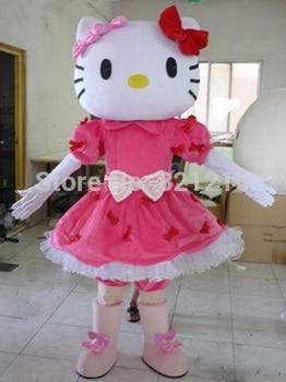 hot!Miss  Mascot Costume Adult Size  Mascot Costume+Free shipping