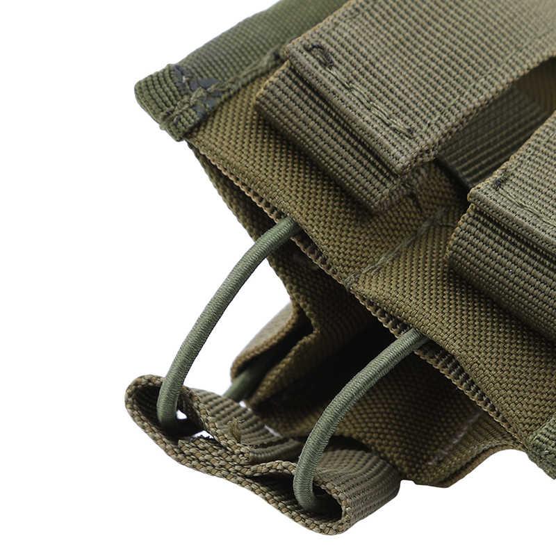 في الهواء الطلق التكتيكية متعددة الوظائف التمويه كبيرة سترة صيد مرفق رصاصة حالة مجلة الحقيبة الصيد اكسسوارات