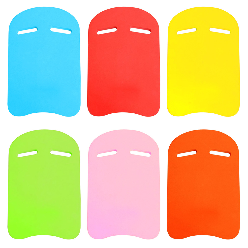 EVA Safety Swimming Board Training Aid Back Plate Board For Child Adult Swimming Pool Float Board Swimming Kickboard Accessories