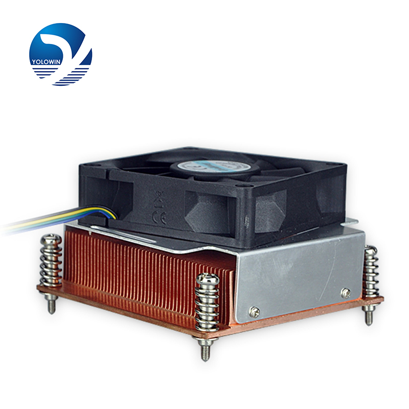 2016 high quality cooling fan 12v radiator cooling ventilator Computer components and hardware Computer accessories office F7 01