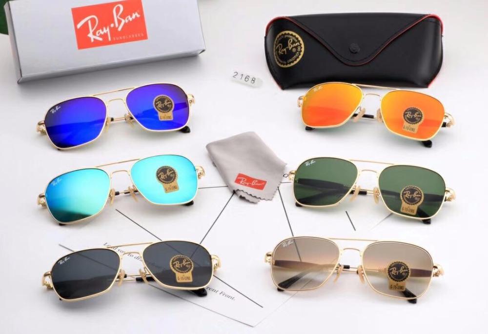 5800972e6 Óculos Ray Ban RB2168 Proteção UV - Rei do Relógio