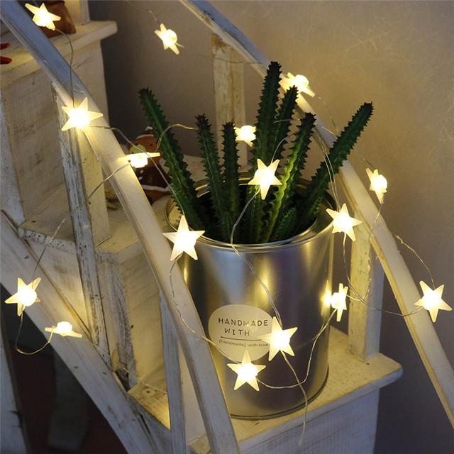 Stars String Lights