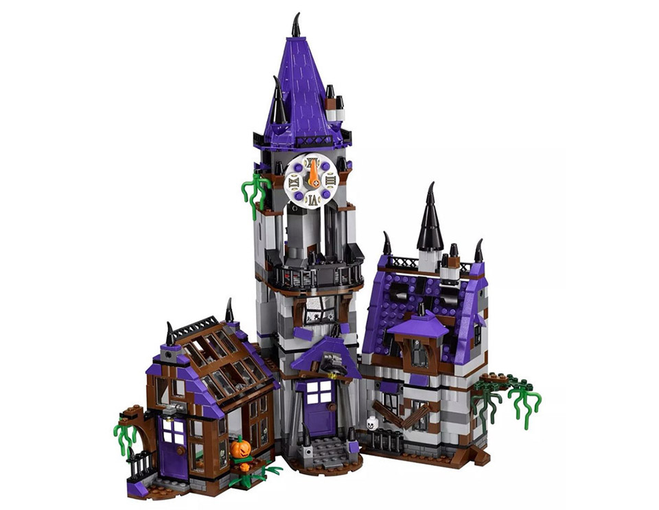 Original BELA 10432 Compatible Scooby Doo Figures Mystery Mansion 75904 Building Bricks Educational Toys For Children bela 10432 scooby doo mystery mansion shaggy velma daphne building blocks bricks toy compatible with lepin scooby doo 75904