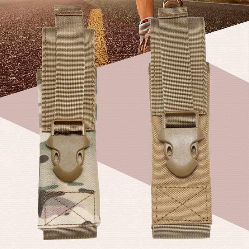 Тактический Кемпинг Инструмент компактный чехол Быстрый Быстрое фонарик один плечевой ремень сумка разное Accessory Pack