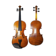 Handmade 4/4 Full Size Natural Acoustic Violin Fiddle Craft Violino With Case Mute Bow Strings 4-String Instrument TL001-2A handmade new top model art 5 strings red 4 4 electric violin streamline case rosin bow included string instrument