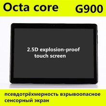 10.1 inch 2.5D explosion-proof touch screen3G 4G LTE Octa core tablet pc 1920*1200 HD IPS 4GB 128GB wifi GPS Android 7.0 tablets