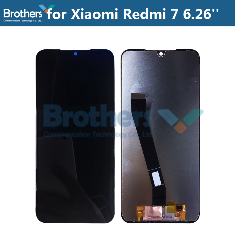 LCD Screen for Xiaomi Redmi 7 LCD Display for Xiaomi Redmi 7 With or Without Frame Touch Screen Digitizer LCD Assembly Original
