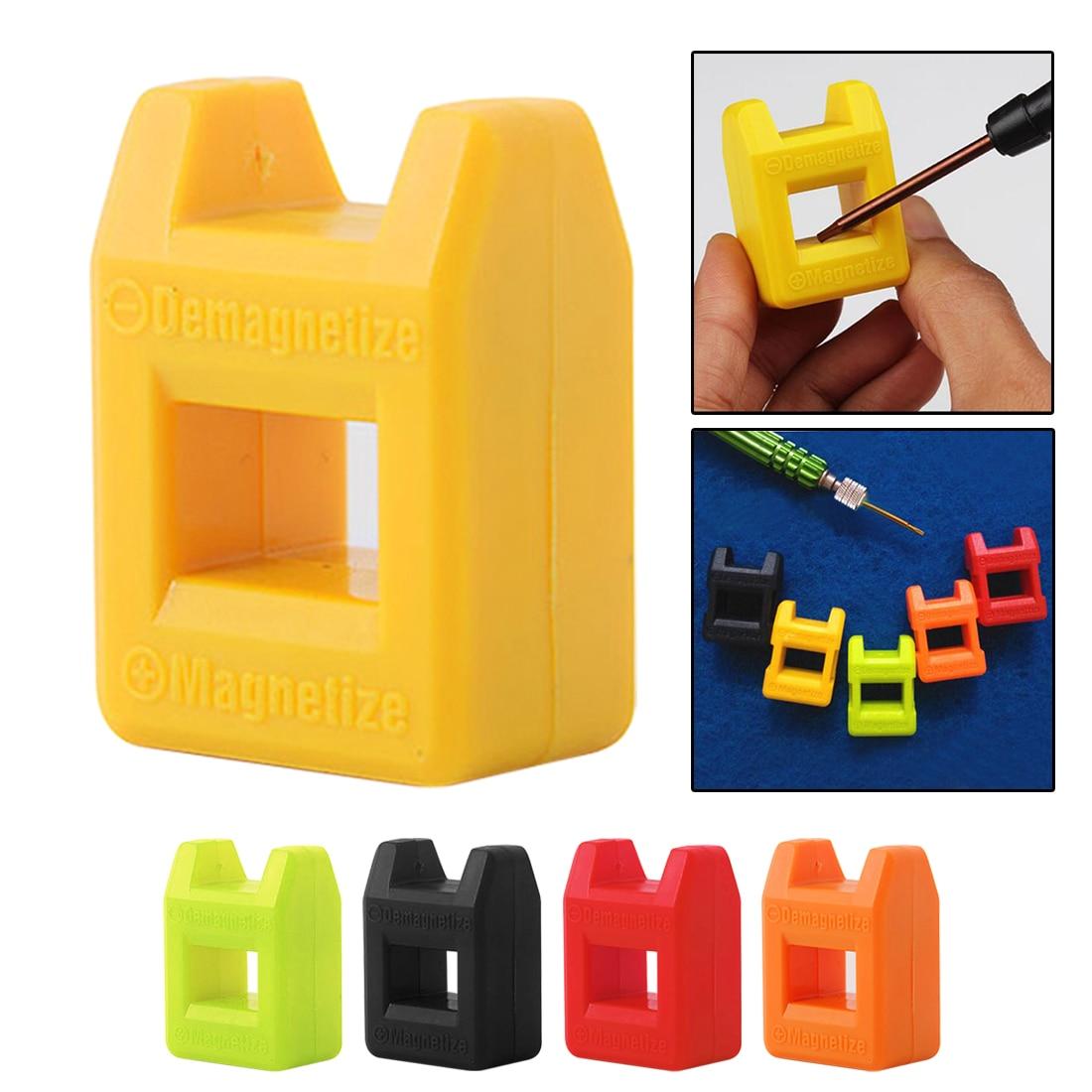 Magnetizer Demagnetizer 2 In 1 Tool Screwdriver Magnetic High Quality Colour Send Random Mini - Fast