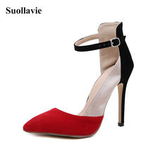 2019 Flock Fashion Summer Gladiator Sandals Women Open Toe High Heel Sandals Ladies Shoes Mixed Colors Party Daily 35-40 egonery summer 2018 new fashion ladies sandals heel height 6 5 cm genuine leather mixed colors concise casual high heel shoes
