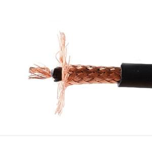 Image 4 - Juego de cables para guitarra sin soldadura, 10 conectores cromados sin soldadura, 3M