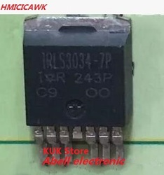 Originele NIEUWE IRLS3034 7P LS3034 7P AUIRLS3034 7P AULS3034 7P IRLS3034 AUIRLS3034 D2PAK 5 stks/partij|Vervangende onderdelen en toebehoren|Consumentenelektronica -