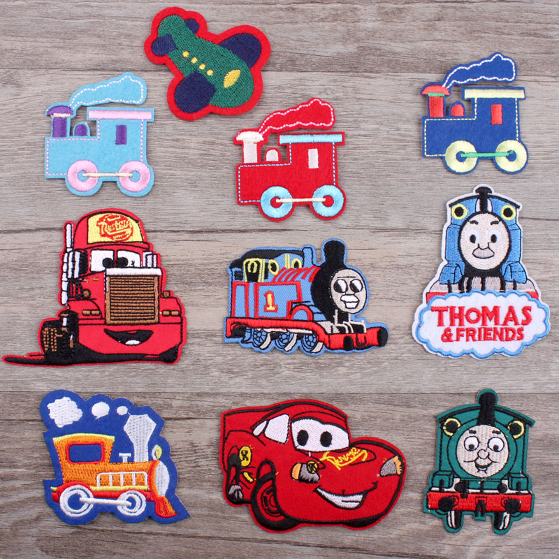Clothes patches stickers men women fashion handmade cloth decoration automobile general mobilization Thomas aircraft