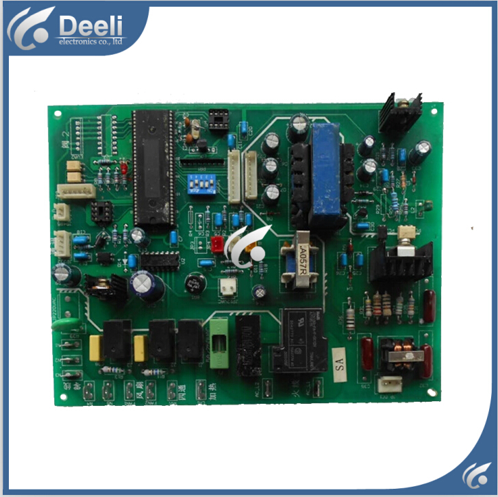 95% new good working Original for air conditioning Computer board Frequency motherboard GREENSPAN  W05903102B 95% new used original for air conditioning computer board motherboard 2p091557 1 rx56av1c pc board