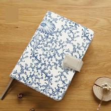 Classique Portable De Luxe Intérieur Blanc 120 Feuilles 2017 Planificateur Sketchbook Journal Note Livre Kawaii Journal Papeterie Fournitures Scolaires