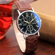 Шесть Pin часы кварцевые мужские часы синий ремешок Часы мужские деловые повседневные часы на запястье роскошные горячие продажи мода G2 & #