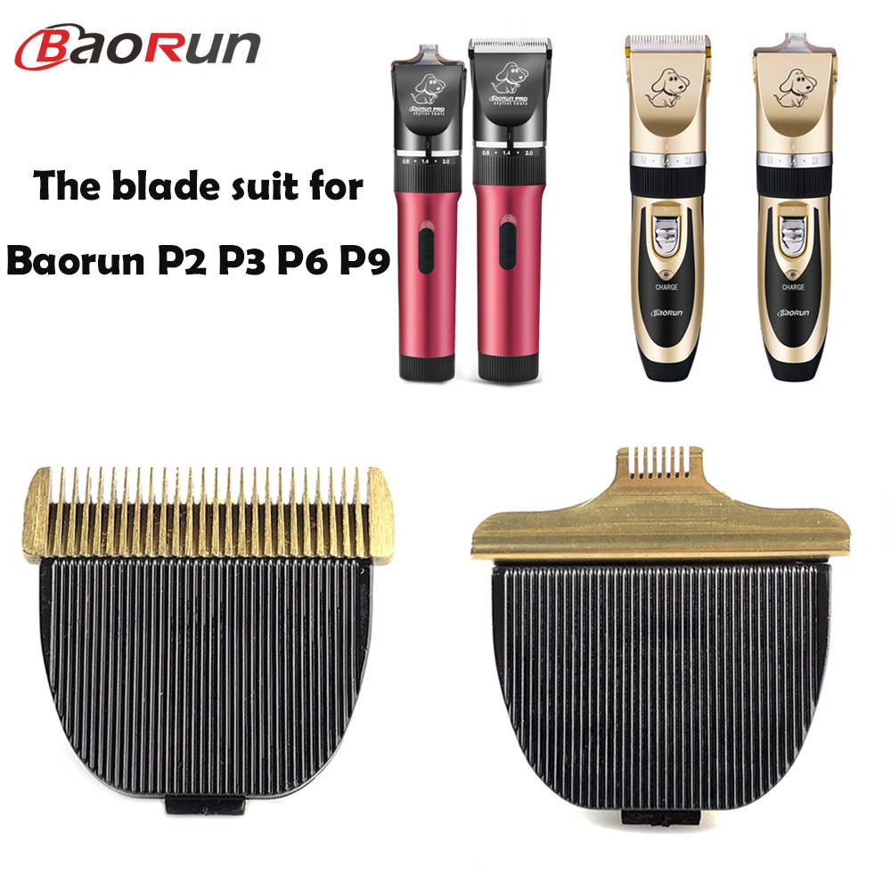 Baorun Ceramic-Blade Shaving And Brand for P2 P3 P6 P9 S1 Partial 6-teeth/And/24-teeth-optional