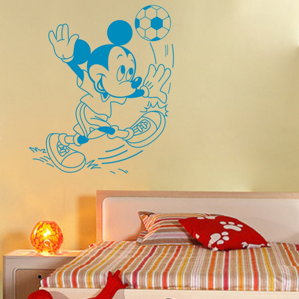 Colorful Minnie Mouse Wall Decorations Festooning - Wall Art ...