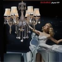 Bedroom Pendant Chandelier Crystal Lights Fixture Crystal Light room Chandelier Crystal Lighting Lights Living room chandelier
