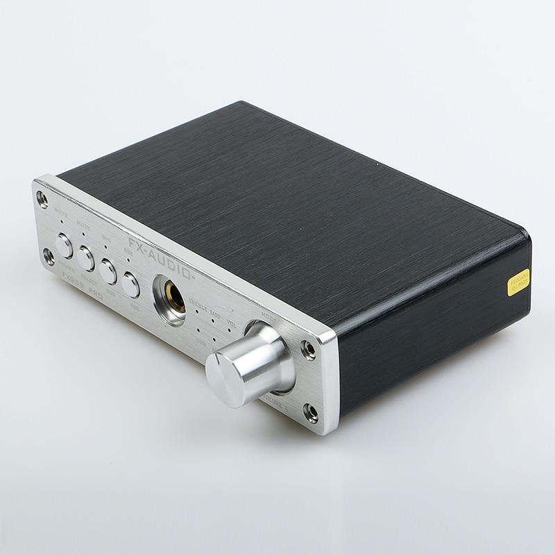 FX-AUDIO FX-98S PR0 sound processor HIFI USB DAC audio pre-amp PCM2704 amp JRC NJW1144 MAX9722 headset amplifier wavelets processor