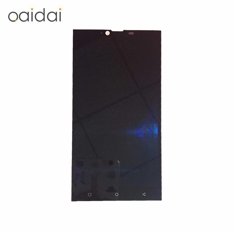 ЖК-дисплей с сенсорным экраном для BLU Vivo XL Мобильный телефон ЖК дигитайзер Ассамблеи запасные части с бесплатной инструменты 5.5 дюйма