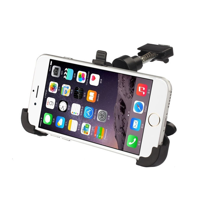 CARPRIE Universal 360 Degree Rotation Car Accessory Air Vent Mount Phone Holder Stand Cradle For iPhone6 Plus 5.5 inch Black