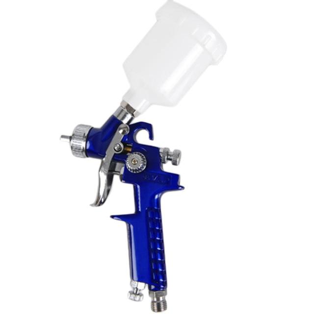 2017 de Alta Qualidade 1 PC Alta Qualidade Pistola de Ar Auto Detalhe do carro Retocar Pintura Pulverizador Reparo Local Útil Hot venda