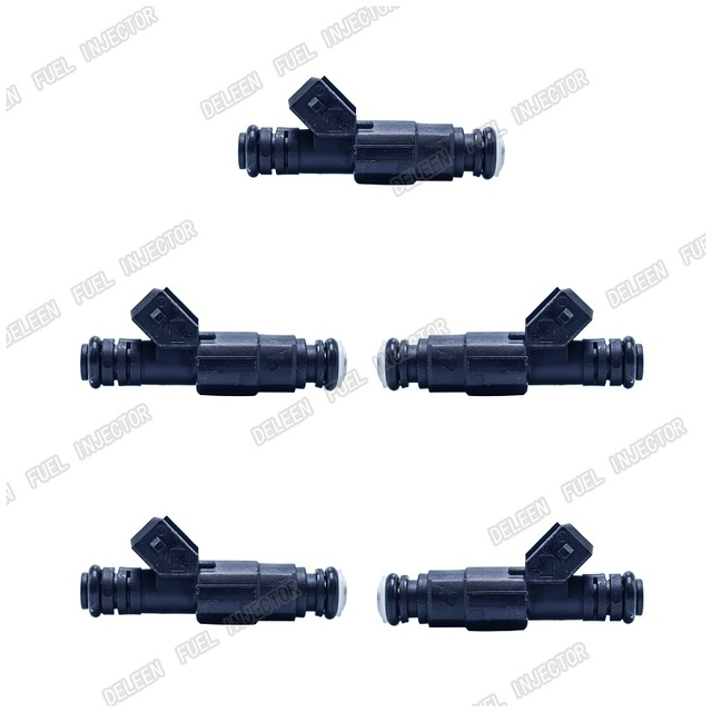 US $106 25 15% OFF|5Pcs High Flow performance 650cc 62lb Fit 2001 2007  VOLVO S40 C70 S60 S70 S80 V70 Fuel injector Injectors FAST SHIPPING-in Fuel