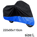 3 Size  Motorcycle Covering Waterproof Scooter Cover UV resistant Heavy Racing Bike Cover